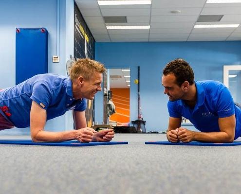 Personal training Knooppunt Centrum voor Gezondheid