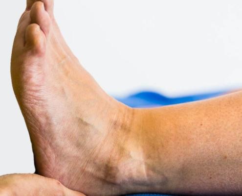 voet en enkelklachten