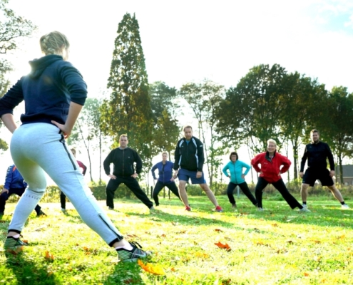 Leefstijl coaching Knooppunt centrum voor gezondheid venray venlo baarlo